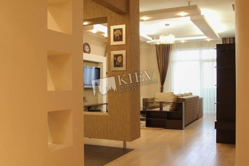 Zoloti Vorota Kiev Apartment for Rent
