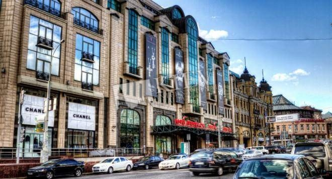 Rent an Office in Kiev Business Center Mandarin Plaza