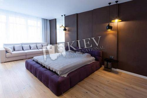 st. Klovskiy Spusk 7 Long Term Apartment in Kiev 14893