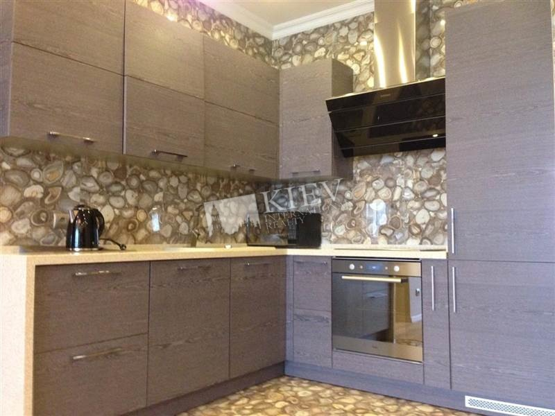 st. Zhilyanskaya 59 Apartment for Rent in Kiev 7598