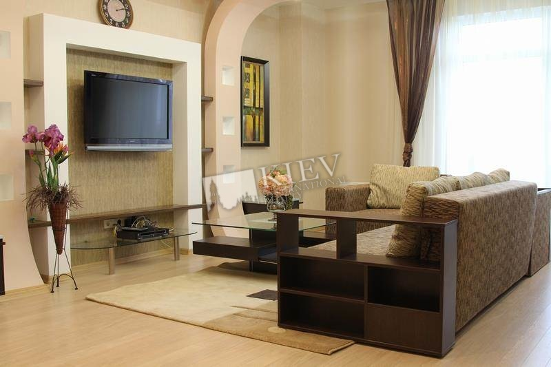 st. Gonchara 35 Living Room Flatscreen TV, L-Shaped Couch, Balcony 2 Balconies