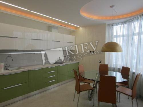 st. Klovskiy spusk 5 Kiev Apartment for Rent 3751