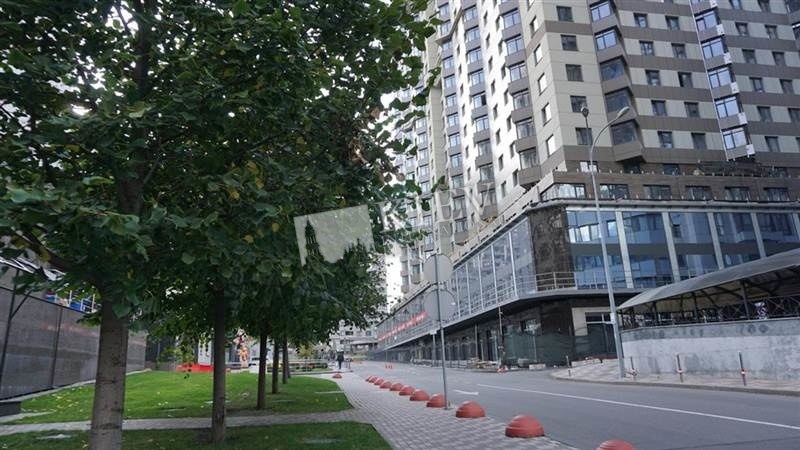 st. Dragomirova 4 B Interior Condition Bare Walls, Residential Complex Novopecherskie Lipki