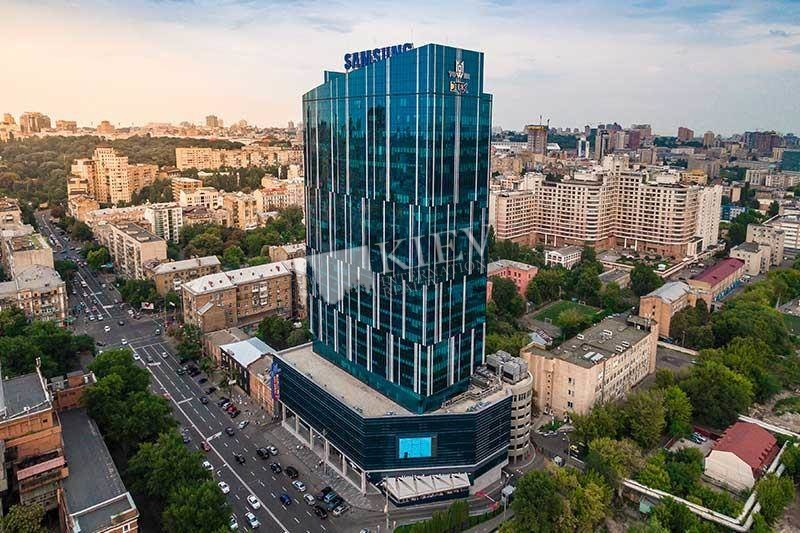 Commercial Space in Kiev Business Center 101 TOWER