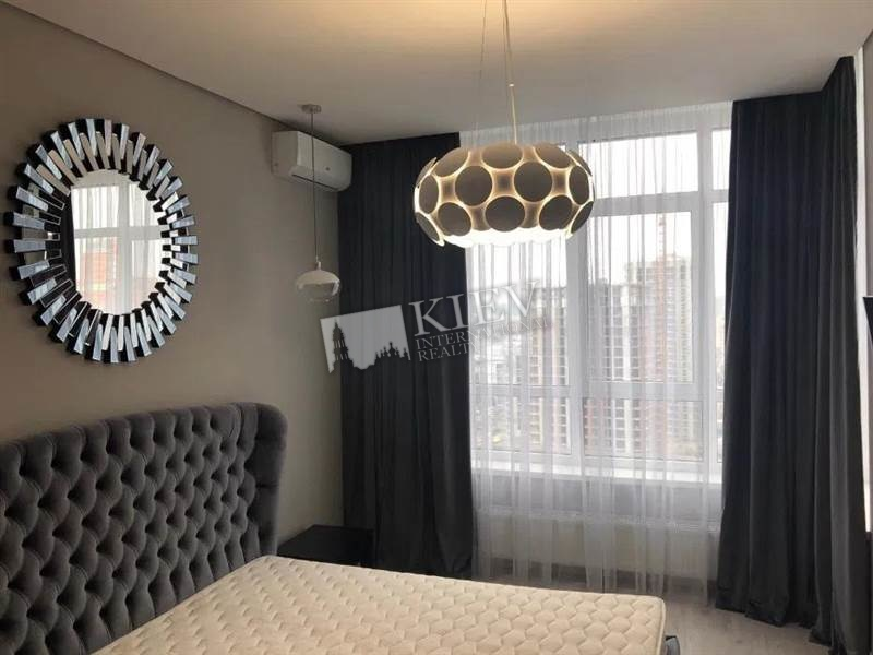 st. Kudri 7 Residential Complex Central Park, Interior Condition Brand New