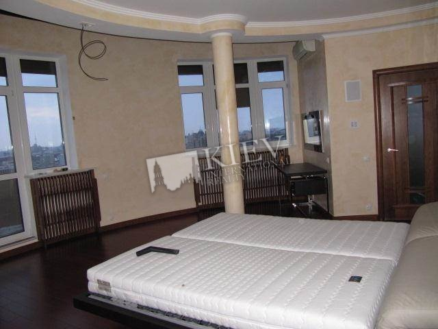 st. Lesi Ukrainki 7B Residential Complex Lesi Ukrainki 7 (a.b), Master Bedroom 1 Double Bed, TV, Writing Table