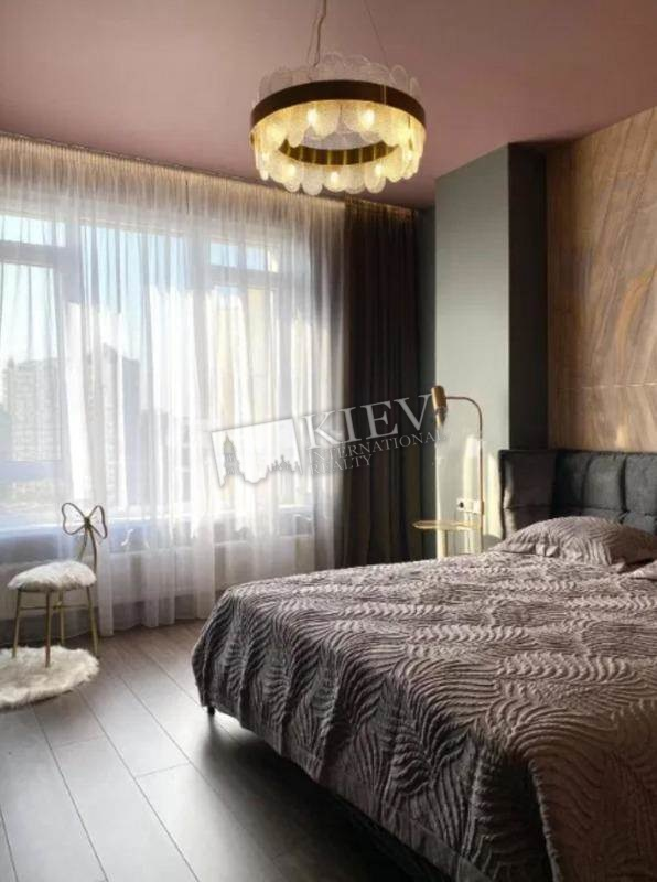 Apartment for Rent in Kiev Kiev Center Pechersk Bulvar Fontanov