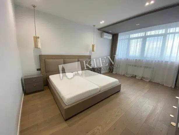 st. Dragomirova 20 Interior Condition Brand New, Master Bedroom 1 Double Bed, TV