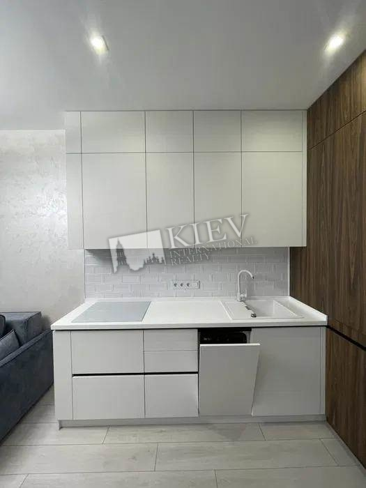 st. Truskavetskaya 8 Interior Condition Brand New, Kitchen Dining Room, Dishwasher, Electric Oventop