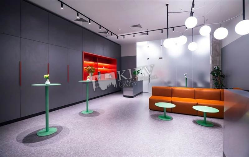 Commercial Space in Kiev Business Center Astarta