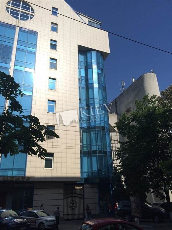 Office for rent in Kiev Business Center Sapphire