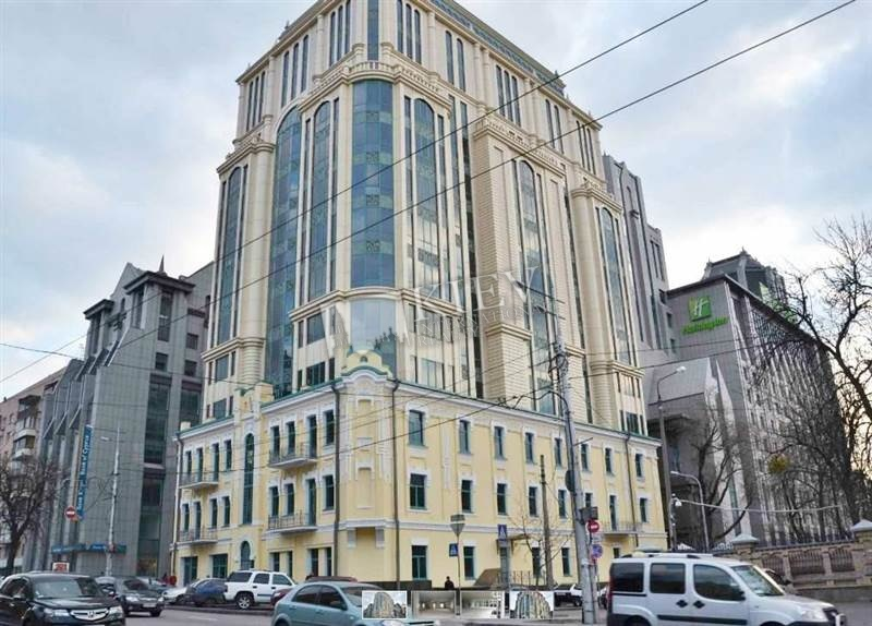 Commercial Space in Kiev Business Center Grand