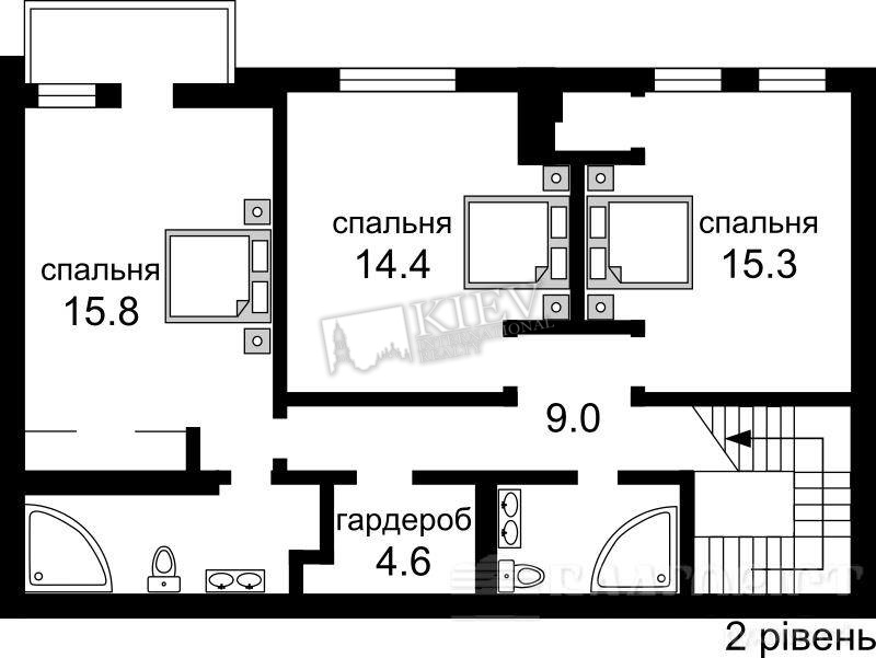 Kiev Long Term Apartment Podil