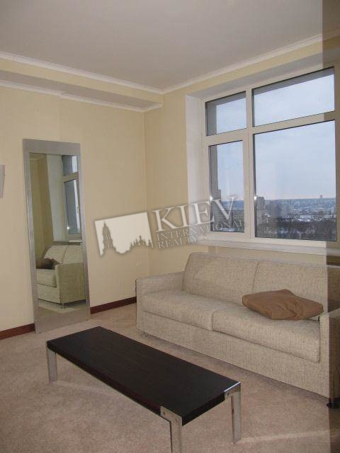 st. Lesi Ukrainki 7B Interior Condition Brand New, Living Room Flatscreen TV, Home Cinema, L-Shaped Couch