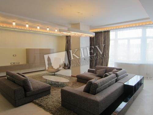 Arsenal'na Kiev Apartment for Rent