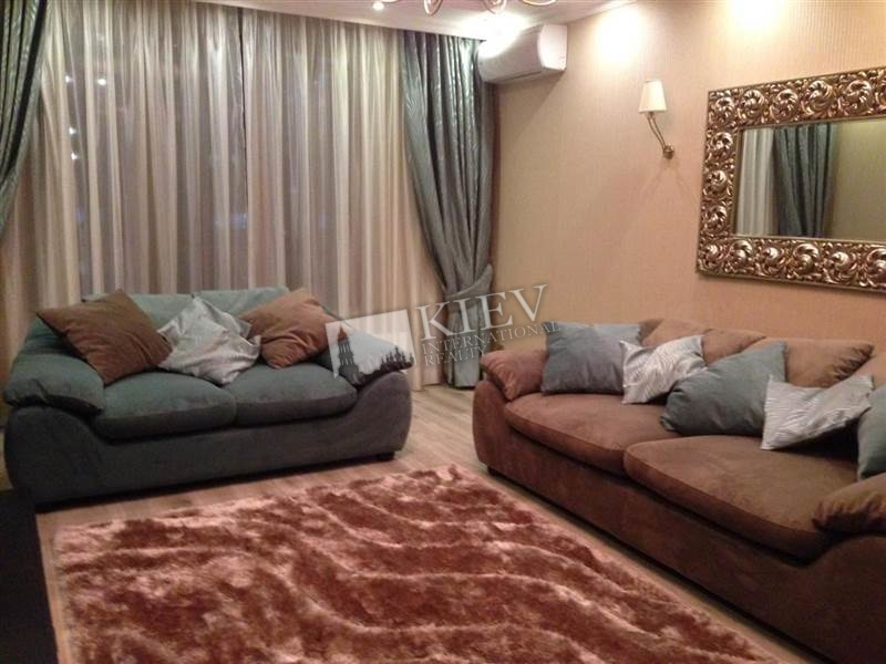 st. Zhilyanskaya 59 Master Bedroom 1 Double Bed, TV, Bedroom 2 Guest Bedroom