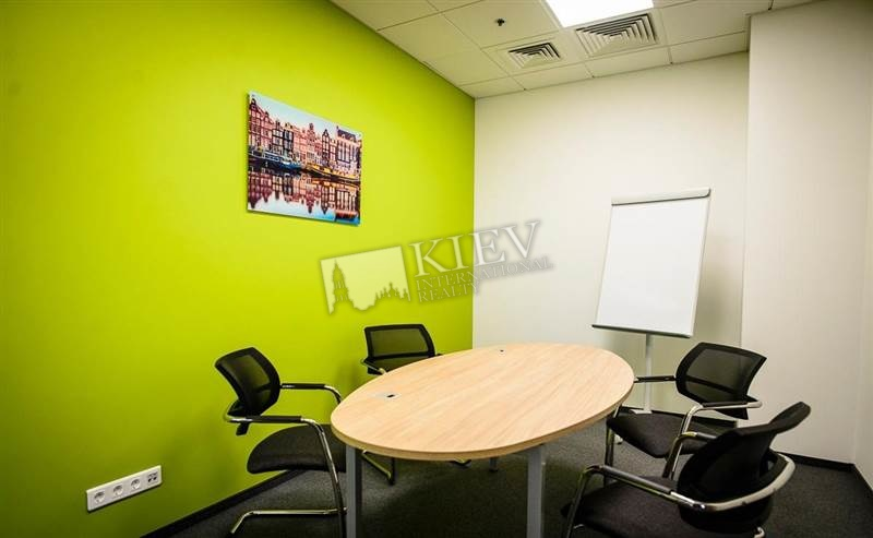 st. Tychiny 1v Kiev Office for Rent 16941